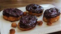 Homemade Chocolate Cronuts
