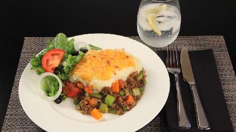 Traditional Style Vegan Shepherd's Pie Recipe — Dishmaps