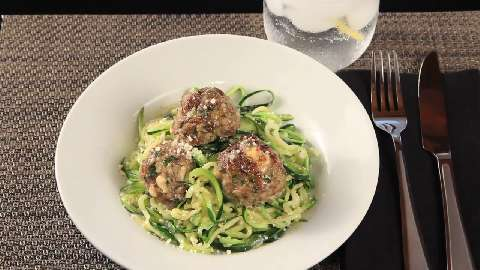 Zucchini pasta recipes easy