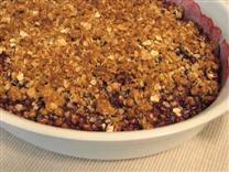 Chef John's Blackberry Crisp