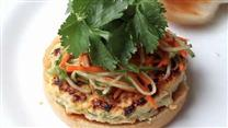 Chef John's Chicken Satay Burger