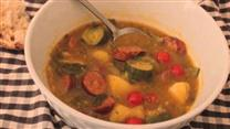 Chef John's Sausage, Zucchini, & Potato Stew