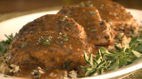 Recipes thin center cut pork chops