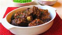 Sherry Braised Beef Short Ribs