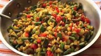 How to Make Succotash