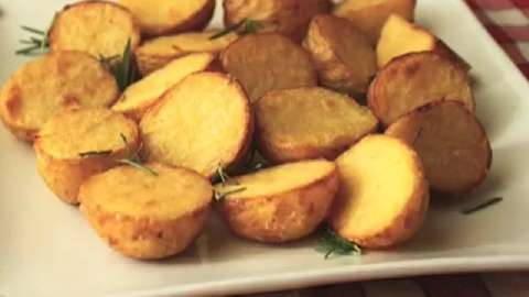 Chef John's Special Roasted Potatoes