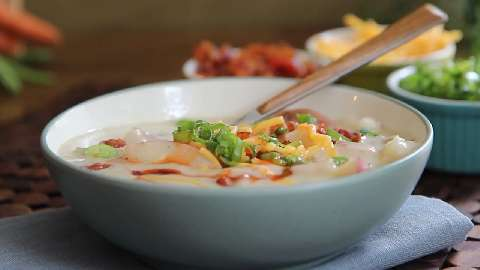 ham and potato soup delicious delicious ham and potato soup delicious ...