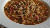 Spicy Chicken and White Bean Chili
