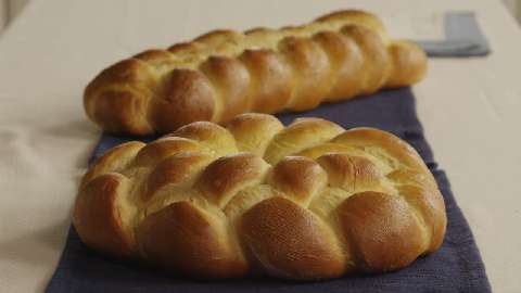 All recipes easy challah bread