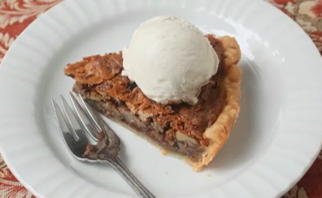 Chef John's Chocolate Pecan Pie