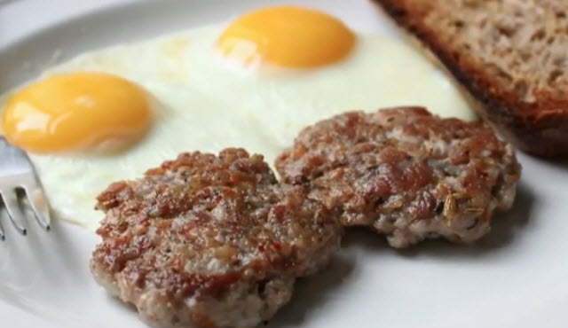 Behind the Bites: Italian Sausage Patty Melts