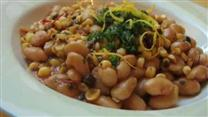 Cranberry Bean Ragout