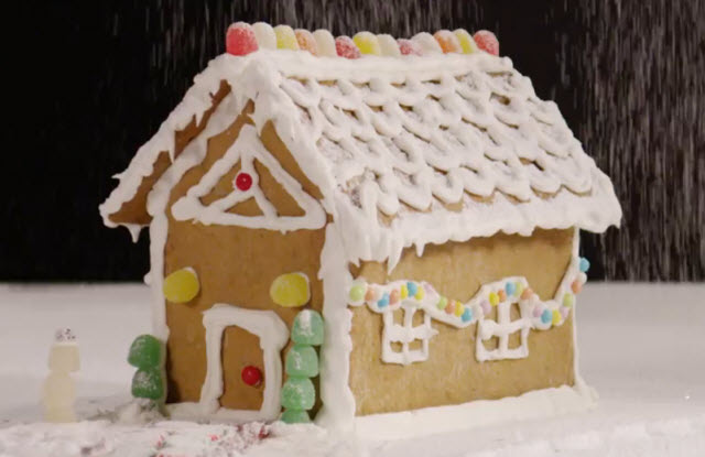 Children's Gingerbread House