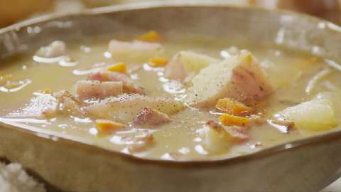 Bacon and Potato Soup Video - Allrecipes.com