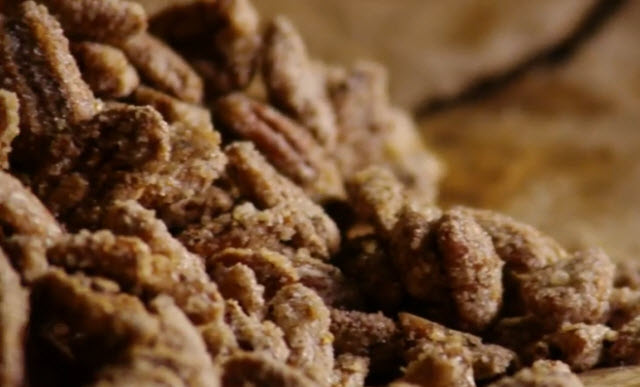Sugar Coated Pecans Video - Allrecipes.com