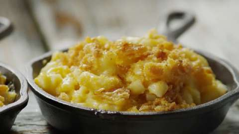 Baked Homemade Macaroni and Cheese Video - Allrecipes.com