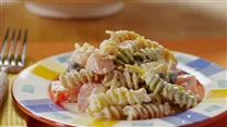 Bacon Ranch Pasta Salad