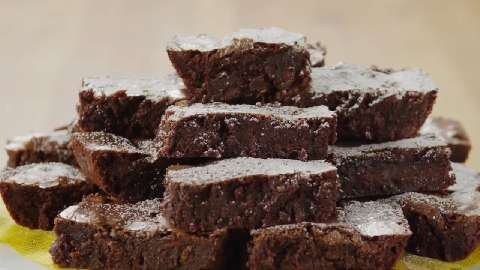 Brooke's Best Bombshell Brownies Video - Allrecipes.com