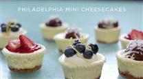 Spring Mini Cheesecake
