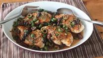 Chef John's Chicken and Olives