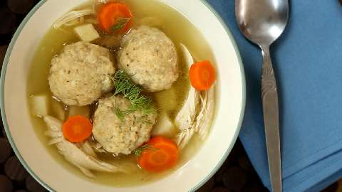 matzo ball soup oma s fabulous matzo ball soup my profile cooks i like ...