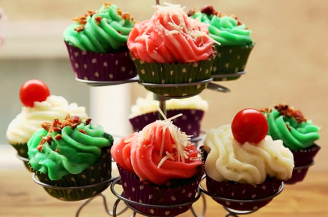 meatloaf cupcakes a savory surprise kid approved meatloaf cupcakes are ...