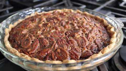 crunch pecan pie honey crunch pecan pie photo chocolate pecan pie with ...
