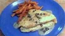 Lemon Caper Butter Sauce