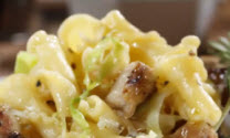 Campanelle with Oven-Roasted Pork Ribs