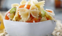 Farfalle with Giardiniera