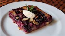Chef John's Blackberry Buckle