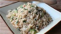 Chef John's Bok Choy Steamed Rice