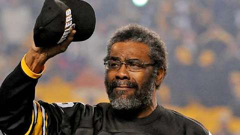 Sports 'n 'at: Remembering the Steelers'  'nice' Joe Greene
