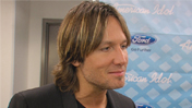 Keith Urban Discusses American Idol Season 12 Finale