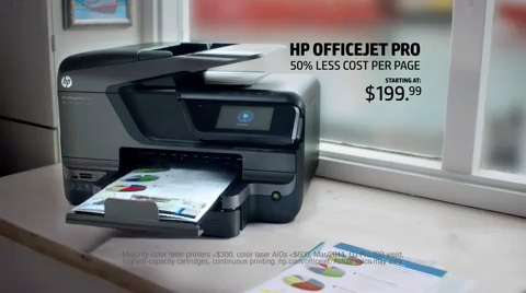 Capturing memories and making an impact with HP Officejet Pro printer