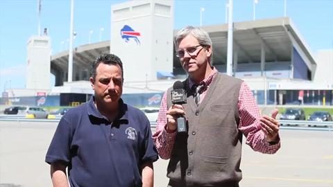 The News' Bucky Gleason and Mark Gaughan discuss Doug Whaley's progression to become general manager and what it means for the Bills.