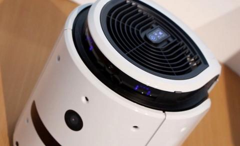Rydis Robot Smartly Filters The Air In Every Room | Video