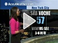 New York City, NY Spanish Weather Forecast