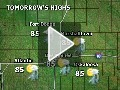 Des Moines, IA - Thunderstorms, some...