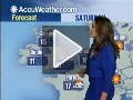 Europe Forecast: Weekend Rain Will Soak the UK