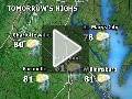 Richmond, VA - Showers and thunderstorms...