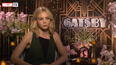 The Great Gatsby star Carey Mulligan talks about preparing for her role