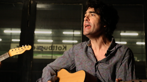 "Rekorder: The Jon Spencer Blues Explosion spielt ""Gadzooks"""