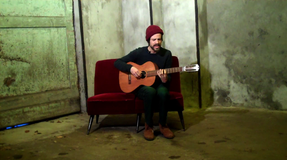 "Rekorder: Devendra Banhart spielt ""Golden Girls"""