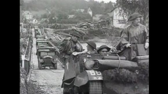 Video: D-Day - 70 Jahre Landung der Alliierten in der Normandie
