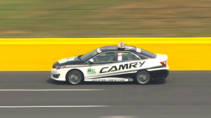 Trackside: Bowyer Pace Car Ride - All-Star 2013