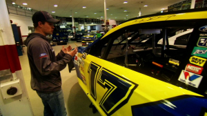 Trackside: Ricky Stenhouse Jr. - All-Star 2013