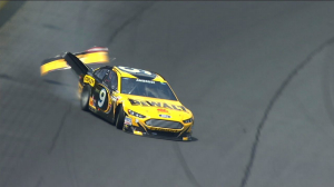 CUP: Ambrose Wrecks, Harvick Blows Up - All-Star Practice 2013