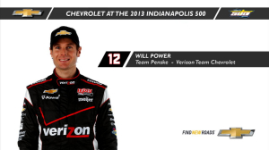 INDYCAR: Indy 500 History Lessons - Will Power