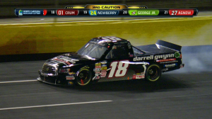 TRUCKS: Coulter Jumbles the Field - Charlotte 2013